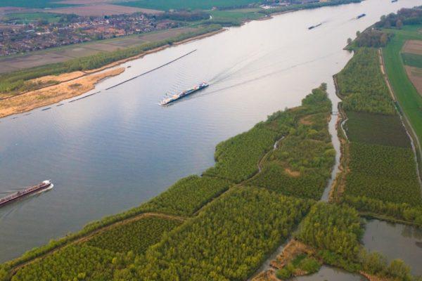 Helikoptervlucht Dordrecht