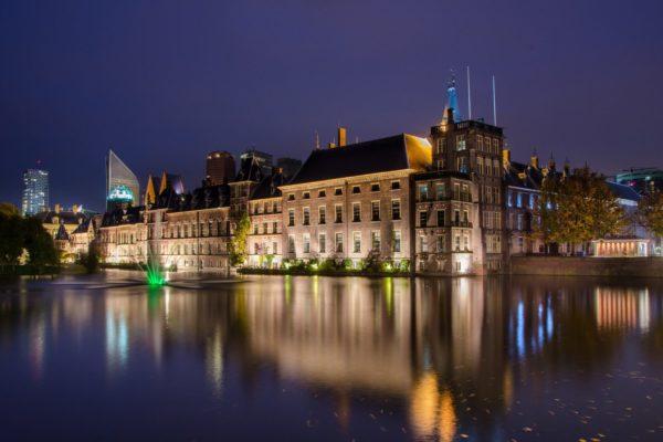 Helikopterrondvlucht Den Haag